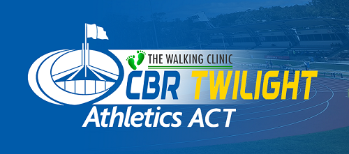 2018 Walking Clinic CBR Twilight + ACT 3000m Champs